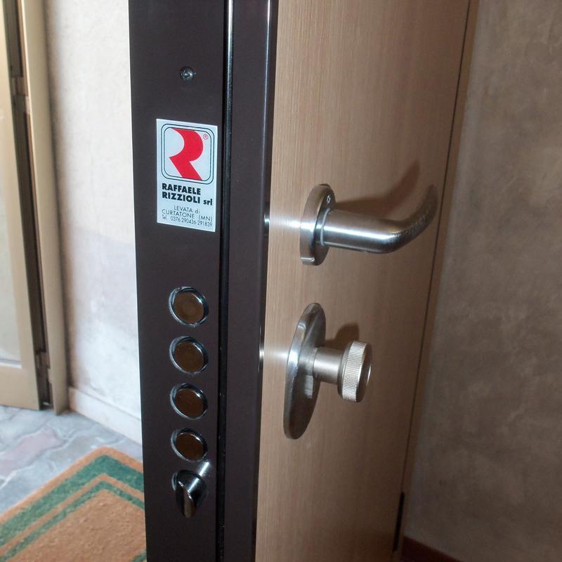 Porte d'ingresso e blindate